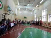 Спортивные соревнования «Веселые старты»
